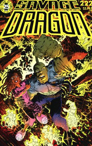 Savage Dragon Vol 2 #222