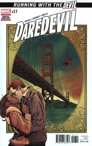 Daredevil Vol 5 #17 Cover A Regular Ron Garney Cover
