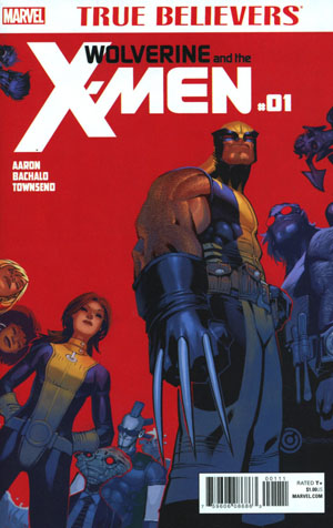 True Believers Wolverine And The X-Men #1
