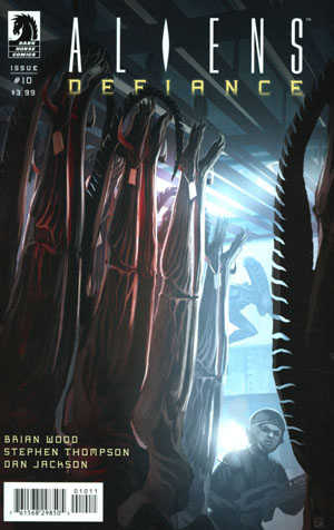 Aliens Defiance #10