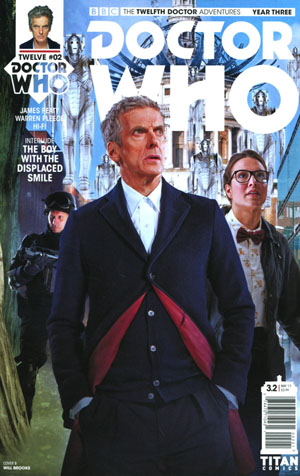 Doctor Who 12th Doctor Year Three #2 Cover B Variant Photo Cover