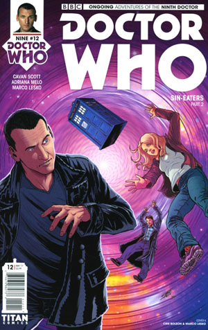Doctor Who 9th Doctor Vol 2 #12 Cover A Regular Cris Bolson Cover