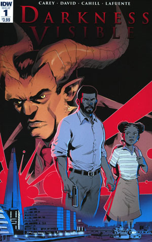 Darkness Visible #1 Cover A Regular Brendan Cahill Cover