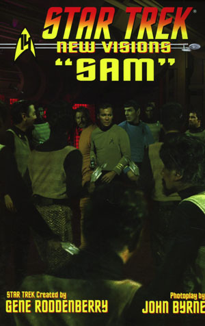 Star Trek New Visions #12 Sam