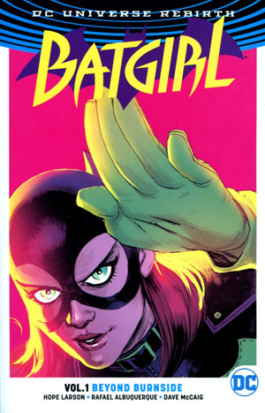 Batgirl (Rebirth) Vol 1 Beyond Burnside TP