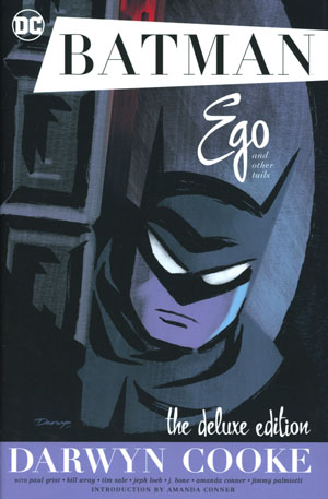 Batman Ego And Other Tails Deluxe Edition HC