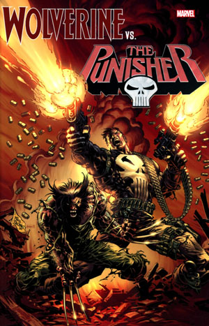 Wolverine vs Punisher TP