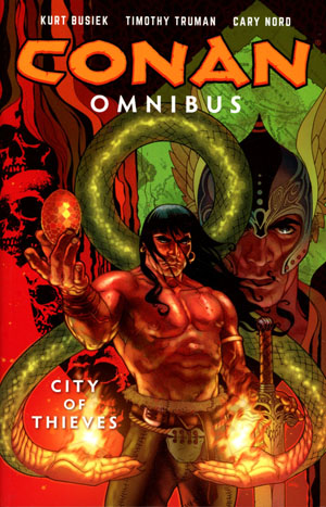 Conan Omnibus Vol 2 City Of Thieves TP