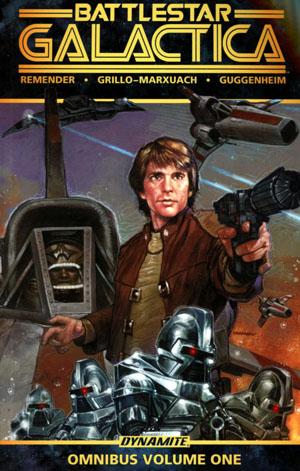 Battlestar Galactica Classic Omnibus Vol 1 TP