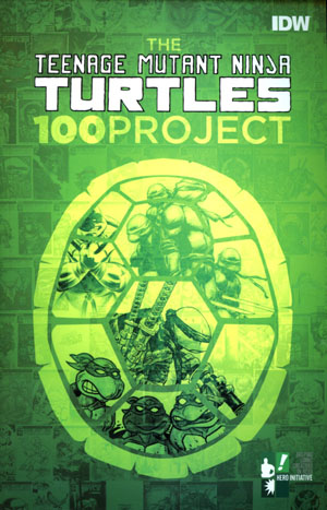 Teenage Mutant Ninja Turtles 100 Project TP