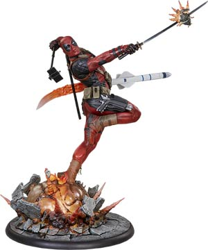 Deadpool Heat-Seeker 24-Inch Premium Format Figure