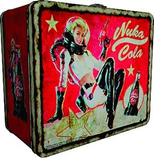 Fallout 4 Nuka Cola Tin Tote