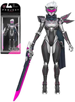 Legacy Action League Of Legends Fiora Action Figure