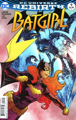 Batgirl Vol 5 #9 Cover B Variant Francis Manapul Cover