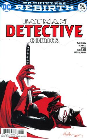 Detective Comics Vol 2 #953 Cover B Variant Rafael Albuquerque Cover