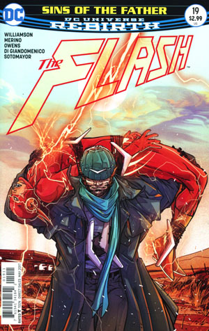 Flash Vol 5 #19 Cover A Regular Carmine Di Giandomenico Cover