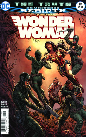 Wonder Woman Vol 5 #19 Cover A Regular Liam Sharp Cover