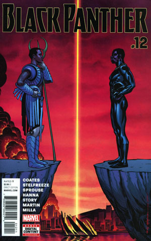 Black Panther Vol 6 #12 Cover A Regular Brian Stelfreeze Cover