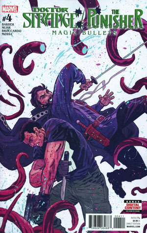 Doctor Strange Punisher Magic Bullets #4