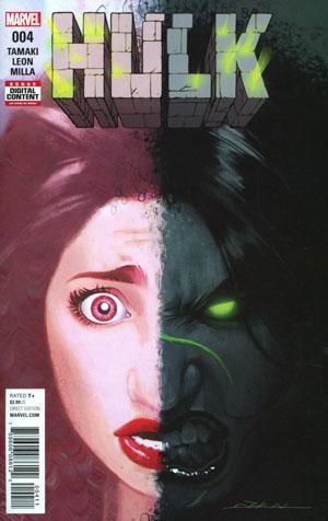 Hulk Vol 4 #4 Cover A Regular Jeff Dekal Cover