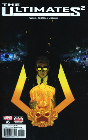 Ultimates (Squared) #5