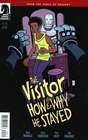 Visitor How And Why He Stayed #2