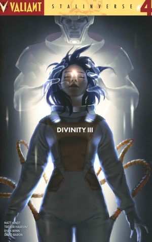 Divinity III Stalinverse #4 Cover A Regular Monika Palosz Cover