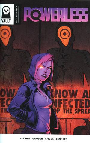 Powerless (Vault Comics) #1
