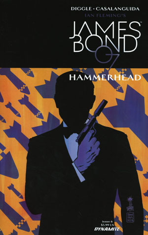 James Bond Hammerhead #6