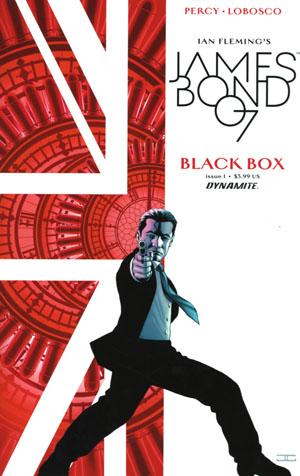 James Bond Vol 2 #1 Cover A Regular John Cassaday Cover