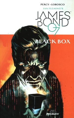 James Bond Vol 2 #1 Cover C Variant Jason Masters Cover