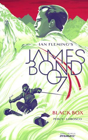 James Bond Vol 2 #1 Cover D Variant Goni Montes Cover
