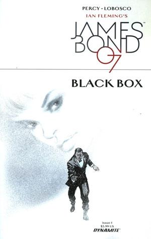 James Bond Vol 2 #1 Cover E Variant Moritat Cover
