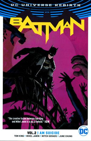 Batman (Rebirth) Vol 2 I Am Suicide TP