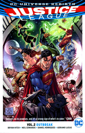 Justice League (Rebirth) Vol 2 Outbreak TP