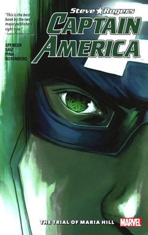 Captain America Steve Rogers Vol 2 Trial Of Maria Hill TP