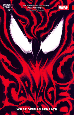 Carnage Vol 3 What Dwells Beneath TP