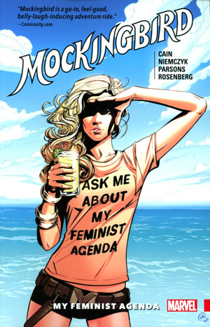 Mockingbird Vol 2 My Feminist Agenda TP
