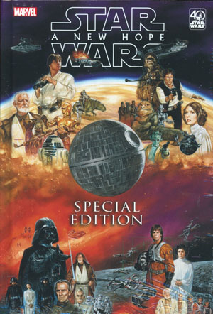 Star Wars Special Edition A New Hope HC
