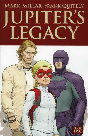 Jupiters Legacy Vol 2 TP