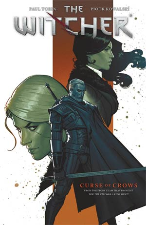 Witcher Vol 3 Curse Of Crows TP