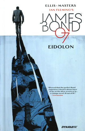 James Bond Vol 2 Eidolon HC