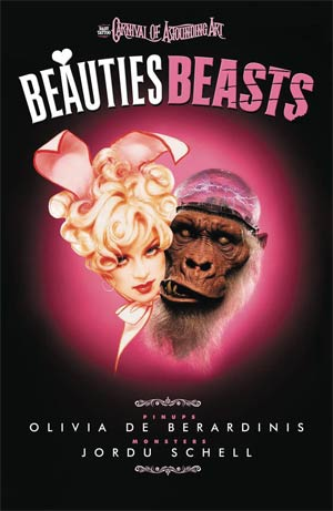 Carnival Of Astounding Art Beauties Beasts SC