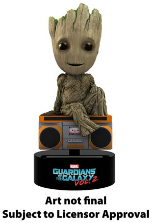 Guardians Of The Galaxy Vol 2 Baby Groot Body Knocker