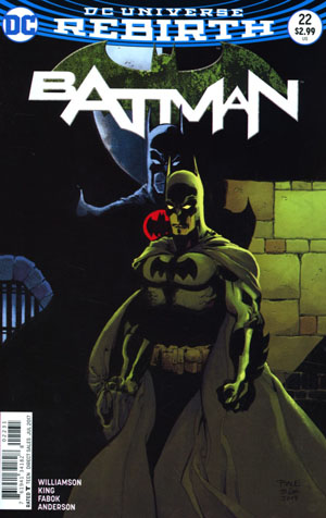 Batman Vol 3 #22 Cover C Variant Tim Sale Cover (The Button Part 3)