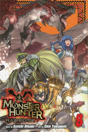 Monster Hunter Flash Hunter Vol 8 GN