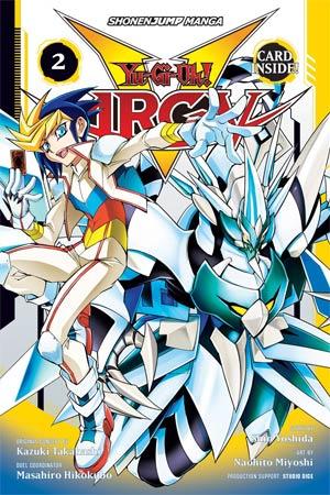 Yu-Gi-Oh Arc-V Vol 2 GN