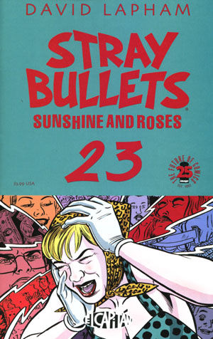 Stray Bullets Sunshine And Roses #23