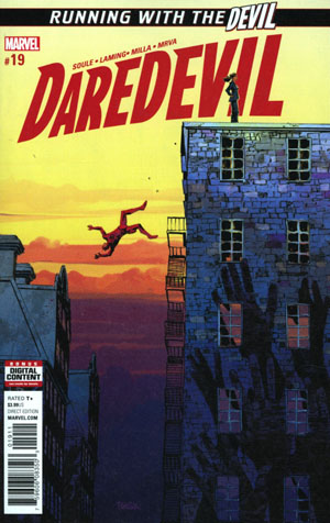Daredevil Vol 5 #19 Cover A Regular Dan Panosian Cover