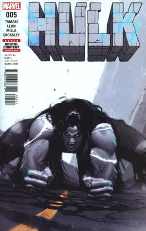 Hulk Vol 4 #5 Cover A Regular Jeff Dekal Cover